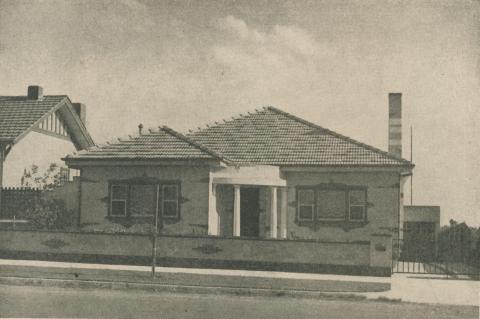 East Brighton Residence, 1946