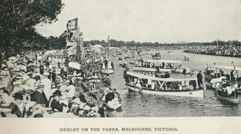 Henley on the Yarra, Melbourne