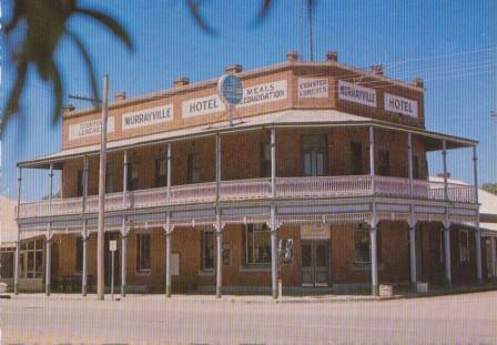 Murrayville Hotel, Oasis of the North-west Mallee