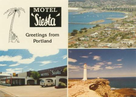 Motel Siesta, Portland