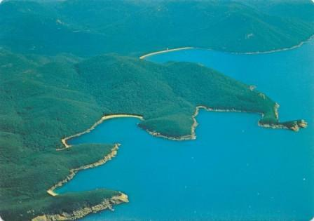 Eastern coast featuring Sealers Cove and Refuge Cove, Wilson's Promontory