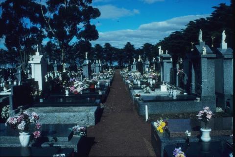 Keilor Cemetery, 1997