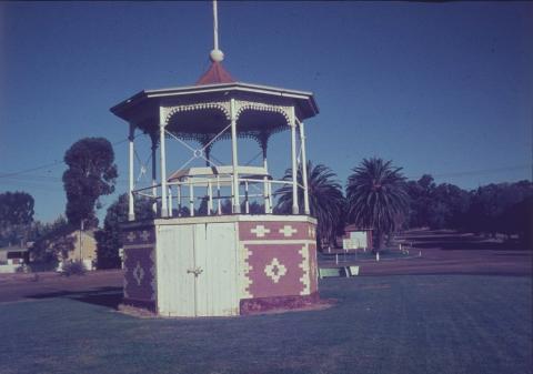 Rushworth Bandstand