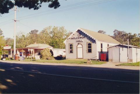 Molesworth Hall, 1997
