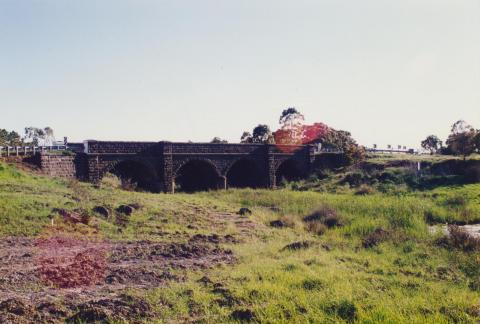 Rothwell Bridge, Little River, 1997
