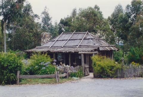 Slab Hut, Orbost, 1998