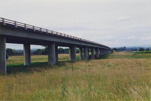 Snowy River bridges, Orbost, 1998