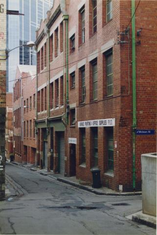 Guildford Lane, Melbourne, 1998