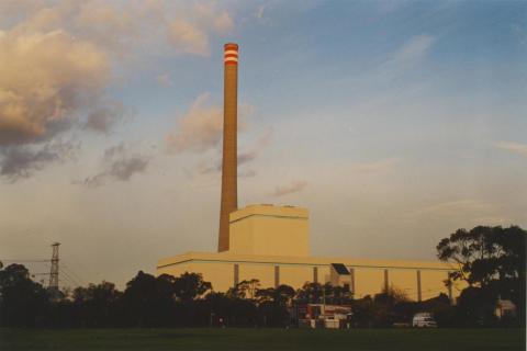 Newport Power Station, 2000