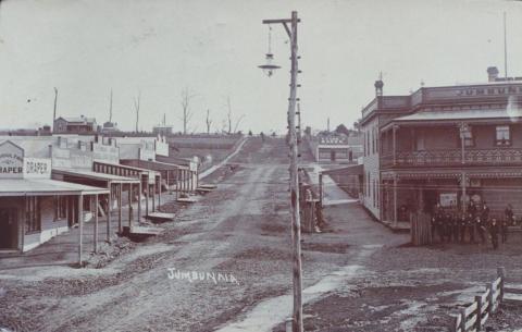 Jumbunna, 1907