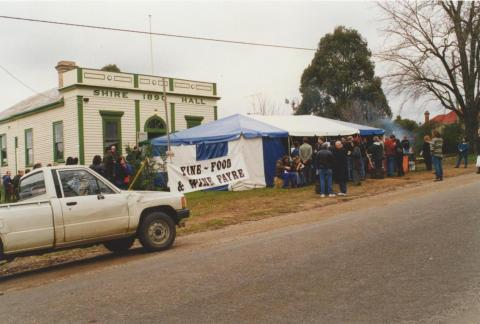 Glenlyon Shire Hall, 2000