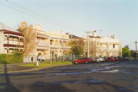 Albert Park, 2000