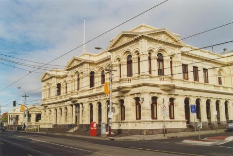 Northcote Municipal Offices, High Street, 2000