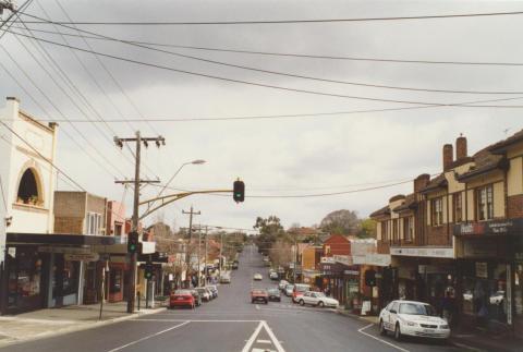 Lower Heidelberg Road, Ivanhoe East, 2000
