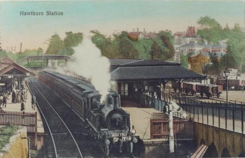 Hawthorn Railway Station