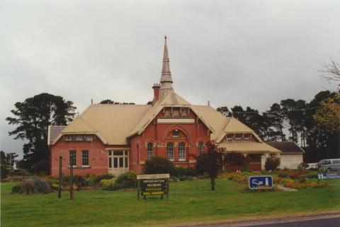 Clunes South School, 2000