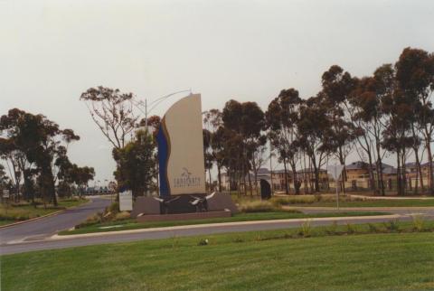 Sanctuary Lakes, Pt Cook Road, 2000