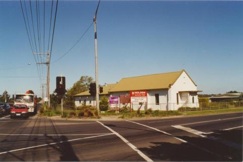 Heatherton Uniting Church, old Dandenong Rd, 2000