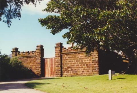 Stables Black Rock House, Ebden Avenue, Black Rock, 2000