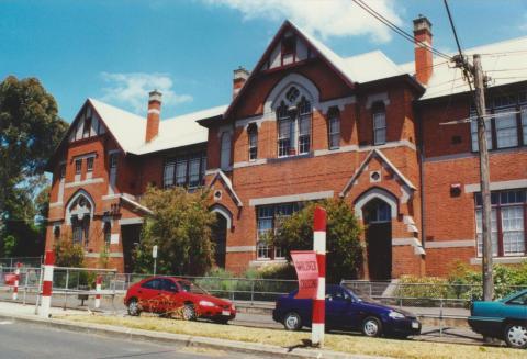 Kensington Primary School, McCracken Street, 2000