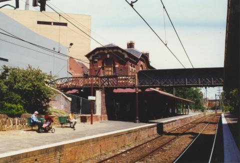 Windsor Railway Station, 2000
