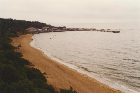 Half Moon Bay, Black Rock, 2001
