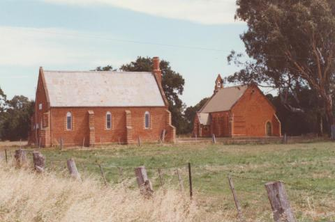 Newbridge St John's Anglican Church, 2001