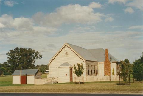 Toongabbie Mechanics Institute, 2002