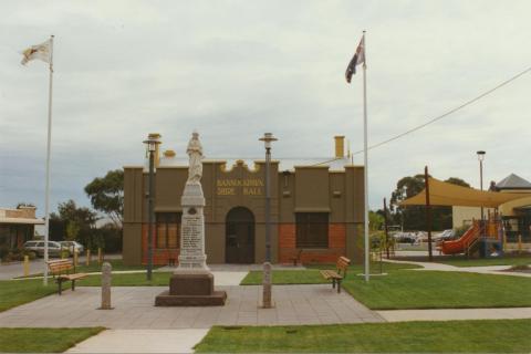 Bannockburn Shire Hall, 2002
