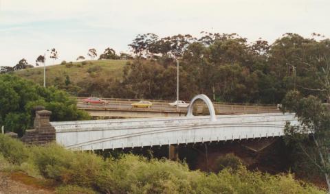 Keilor Bridge, Old Calder Highway, 2002