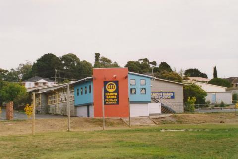 Hamlyn Banks primary school, 2004