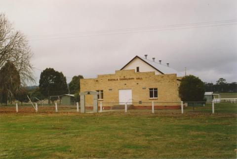 Rheola Hall, 2005