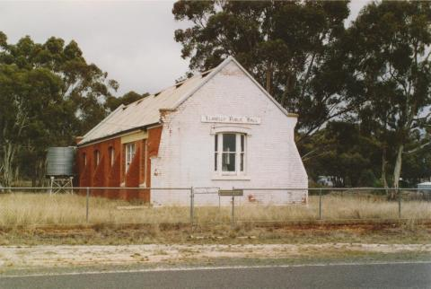 Llanelly Hall, 2005