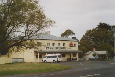 Panmure Hotel, 2006