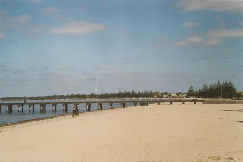 Altona pier, 2006