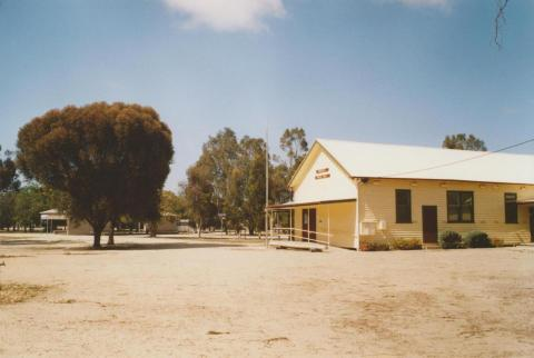 Murrabit hall and market area, 2007