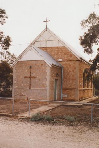 St Johns Lutheran Church (1929) Meringur, 2007