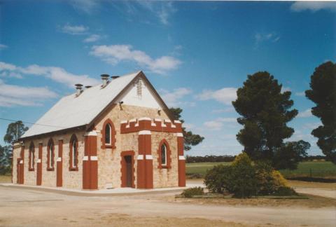 St Peters Lutheran Church (1923) Nhill Road, Murrayville, 2007