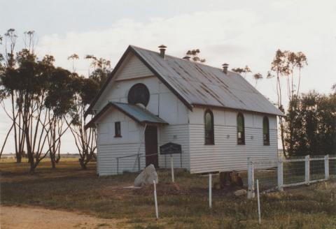 Uniting Church, Broughton, 2007