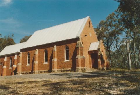 Uniting Church, Yandoit, 2007