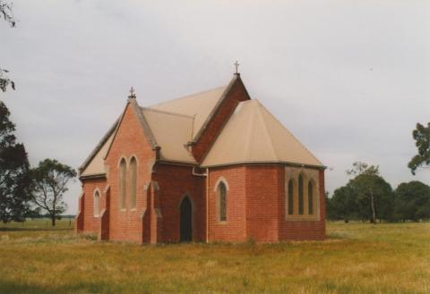 St Peters Church of England (1881), Tahara, 2008