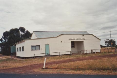 Noradjuha hall, 2008