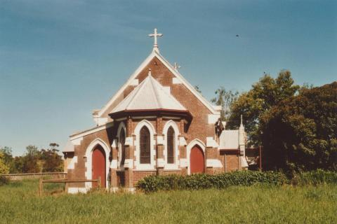 Church of England, Alvie, 2009