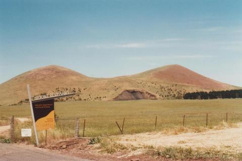Mount Elephant, Derrinallum, 2009