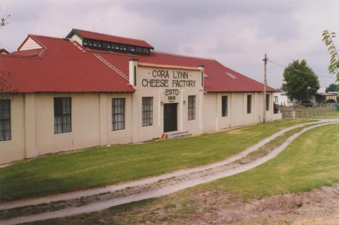 Cora Lynn Cheese factory, 2010