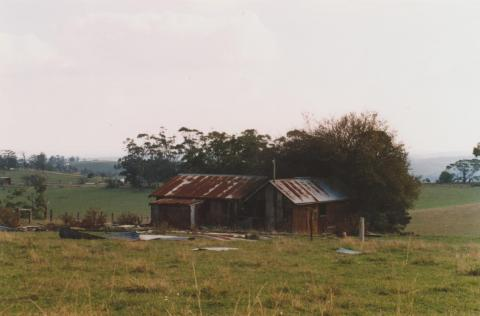 Farm house ruin, Hill End, 2010