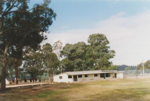 Sarsfield recreation reserve, 2010