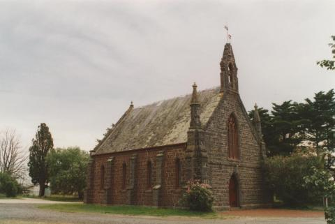 Bulla Uniting (Presbyterian) Church, Uniting Lane, 2010