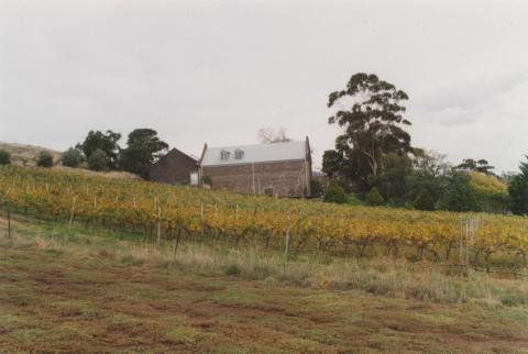 Goonawarra vineyard, Sunbury, 2010