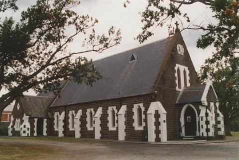 St Marys Anglican Church, Sunbury, 2010